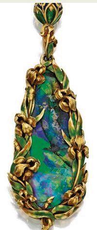 Marcus and Co opal pendant | JV #opals #opalsau #opalsaustralia