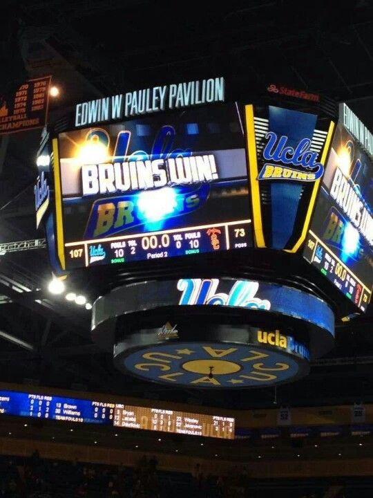 Social media reactions to the bruins clutch road win. Bruins Win! | Ucla bruins, Ucla, Bruins