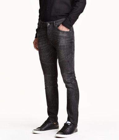Product Detail H M Us Wardrobe Wants Pinterest Biker Jeans