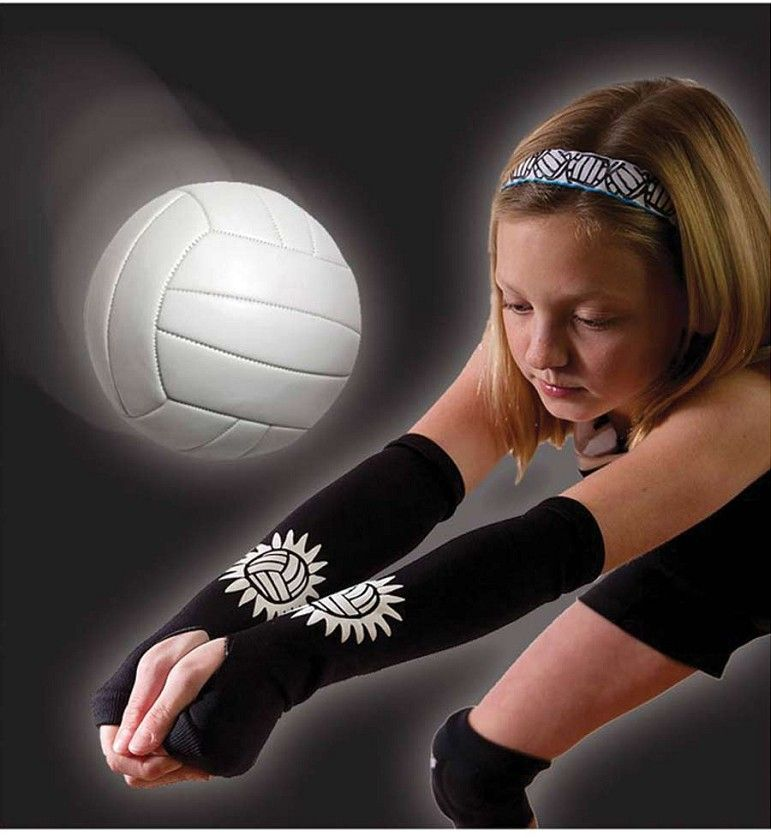 Tandem Volleyball Passing Sleeves Pair Volleyball Training Volleyball Training Equipment Volleyball Equipment