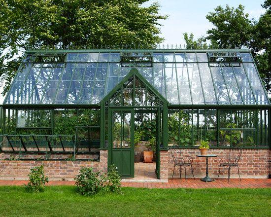 Greenhouse greenhouses gardening - Englisches gartenhaus ...