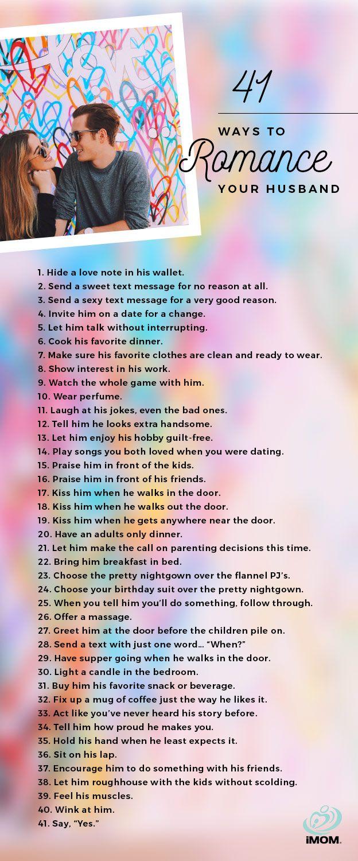 41 Romantic Ideas For Him - Show The Love  Romantic Ideas -2278