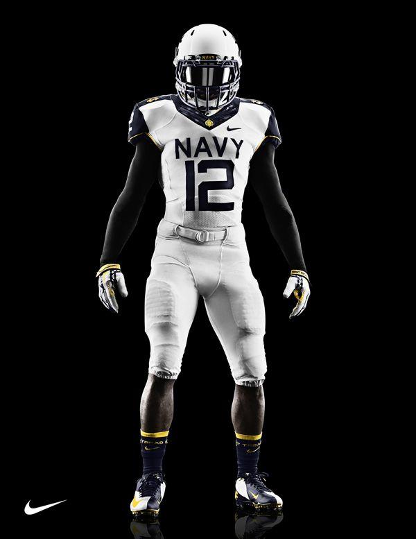 ff5405baa6d Nike Football - Navy Uniform on Behance | TAG | Football uniforms ...