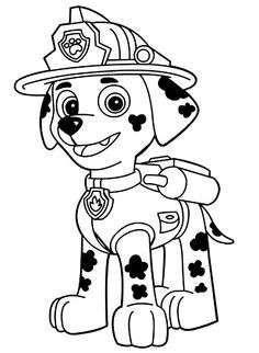 Dibujos Patrulla Canina Para Colorear Fotos Dibujos 720