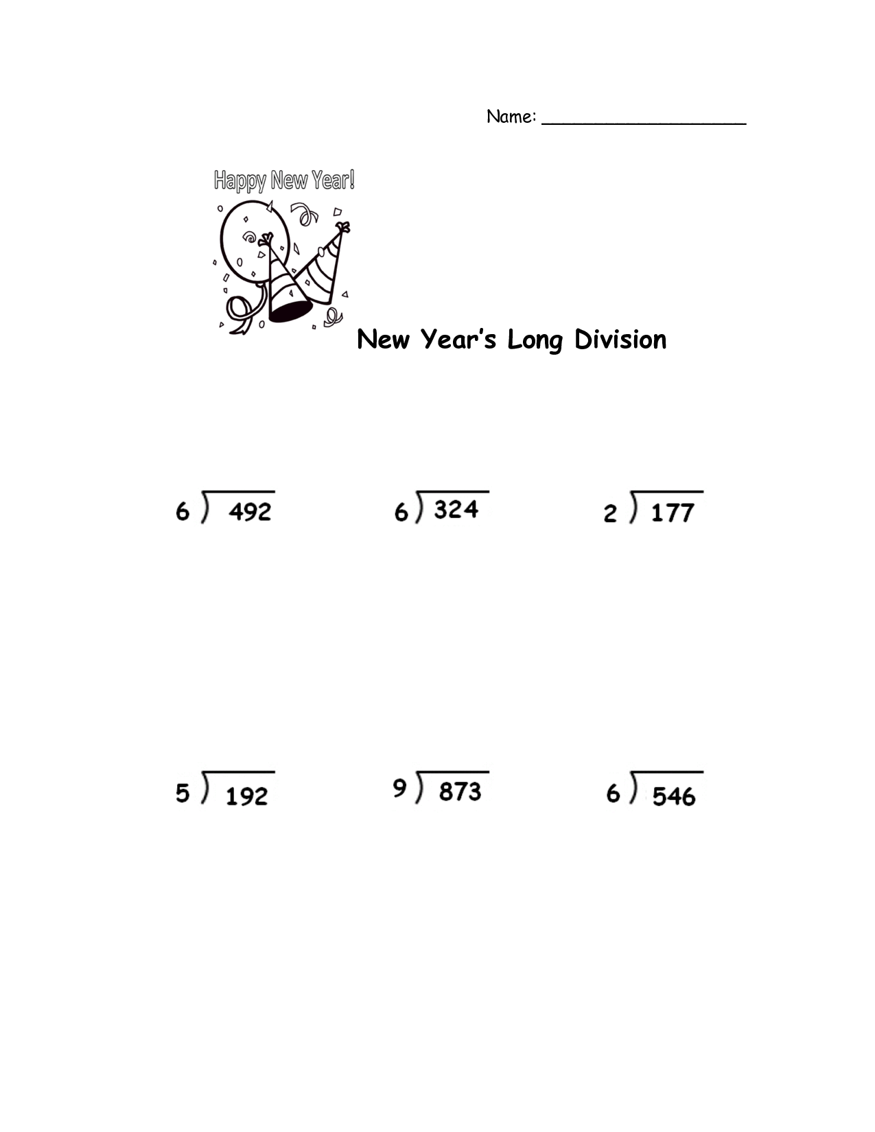 Pix For Gt Math Worksheets For 5th Grade Division