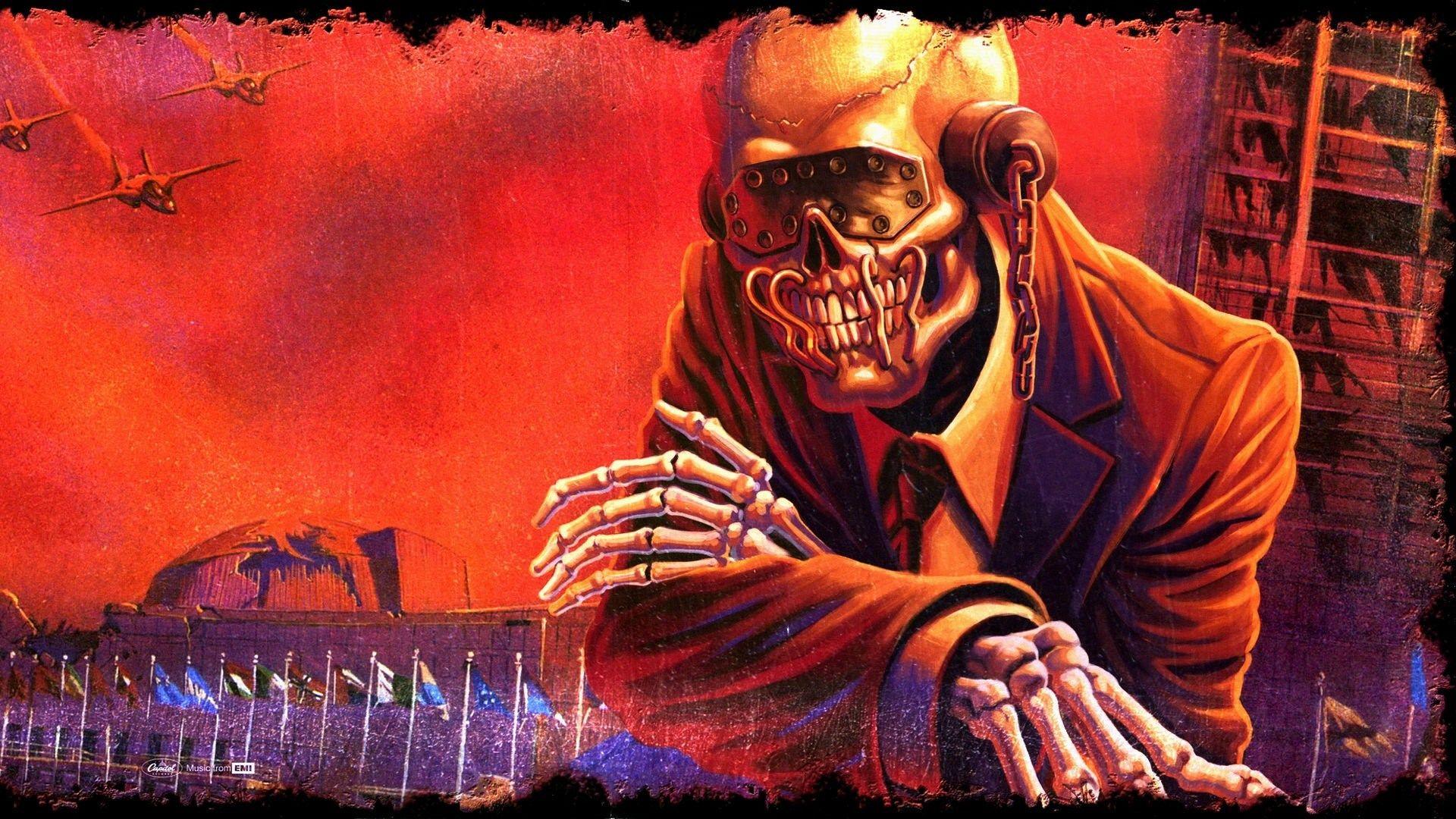 Megadeth Free For Desktop Megadeth Thrash Metal Rock Album Covers