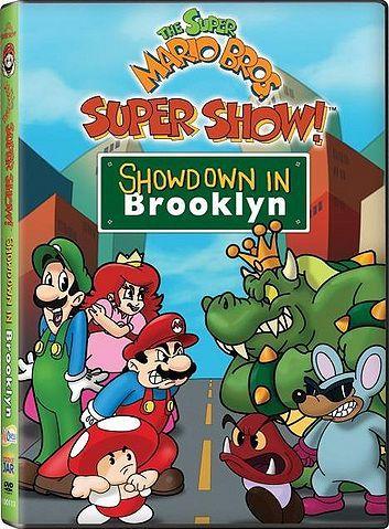 Super Mario Bros Super Show Episode List Cast Trivia