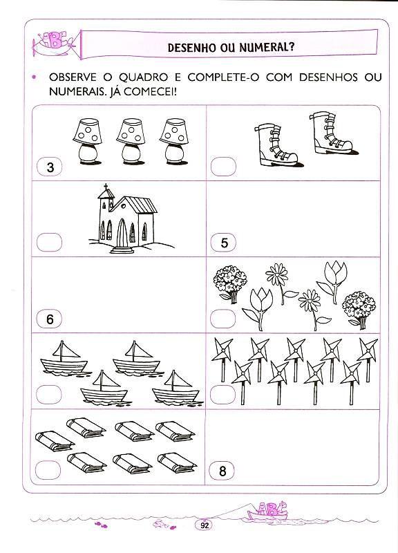 Matematica 5 E 6 Anos 84 Com Imagens Atividades De