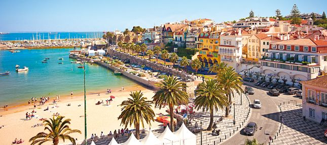 Cascais, Portugal Enjoy Portugal Cottages and Manor Houses Travel to Portugal Portugal Honeymoons