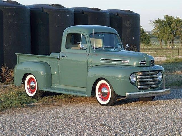 1948 Ford F 1 Ex Blue Hair Blue Oval Classic Trucks Classic Cars Trucks Ford Trucks Vintage Trucks