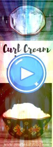 Curl Defining Cream Recipe  Moisturize and Define Curls Naturally DIY Curl Defining Cream Recipe  Moisturize and Define Curls NaturallyDIY Curl Defining Cream Recipe  Moi...