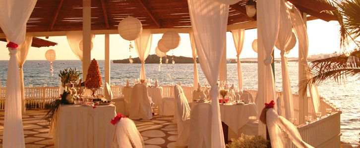 Nissi Beach,Cyprus Wedding Reception, One Of Our Favourite