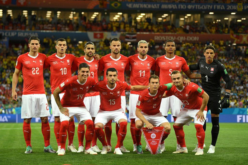 Xherdan Shaqiri Photos Photos Brazil Vs Switzerland Group E 2018 Fifa World Cup Russia Team Photos Fifa Fifa 2010
