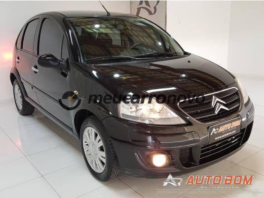 Citroen C3 Exclusive 1.4 8v Flex 4p (ag) Completo 2011 - Meu Carro Novo