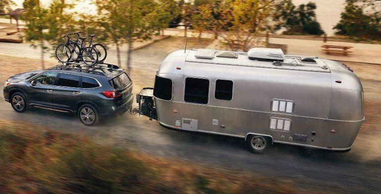 New 2021 Subaru Ascent Towing Capacity Reviews In 2021 Subaru New Cars Towing