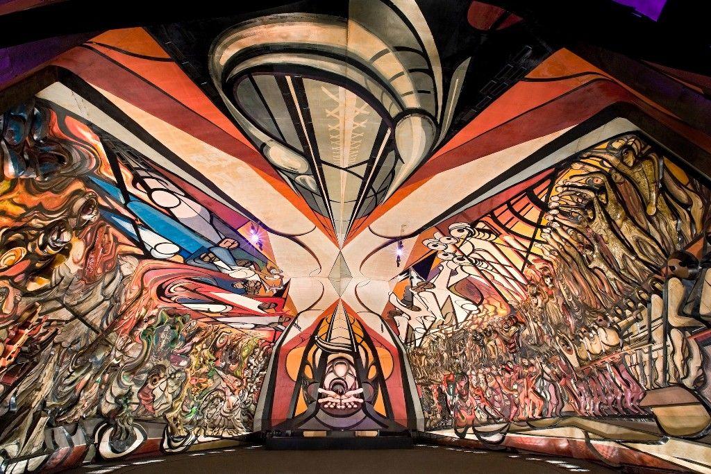 6 lugares para experimentar la psicodelia en la CDMX - Cultura | Arte latinoamericano, Pinturas mexicanas, Estilos de pintura