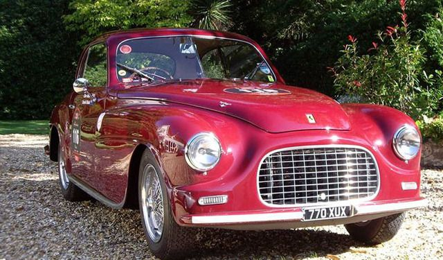 1948 - Ferrari 166 Inter #ferrari #autoitaliana
