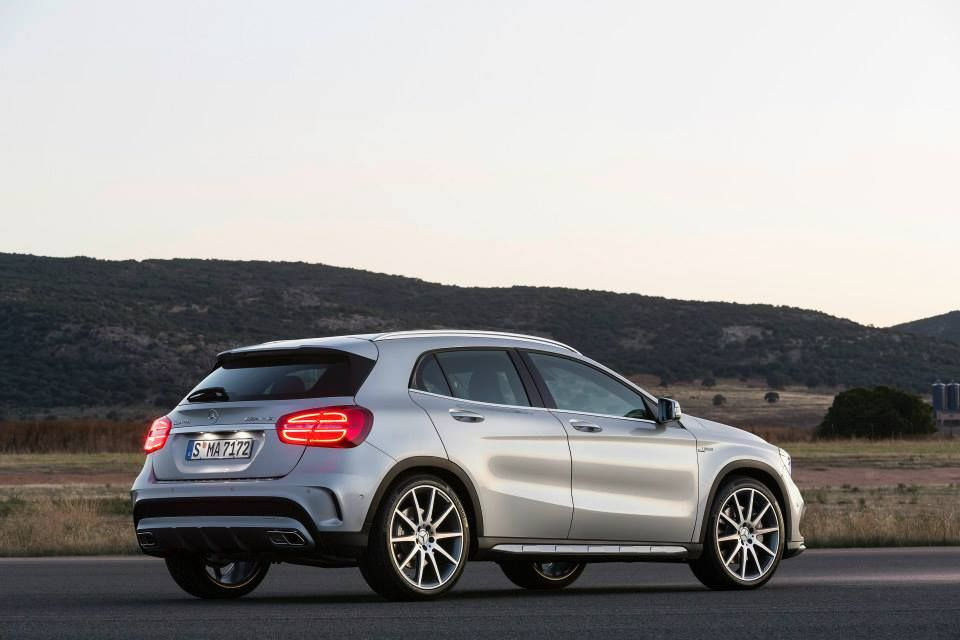 Mercedes Benz Gla 45 Amg Mercedes Benz Gla Amg Car