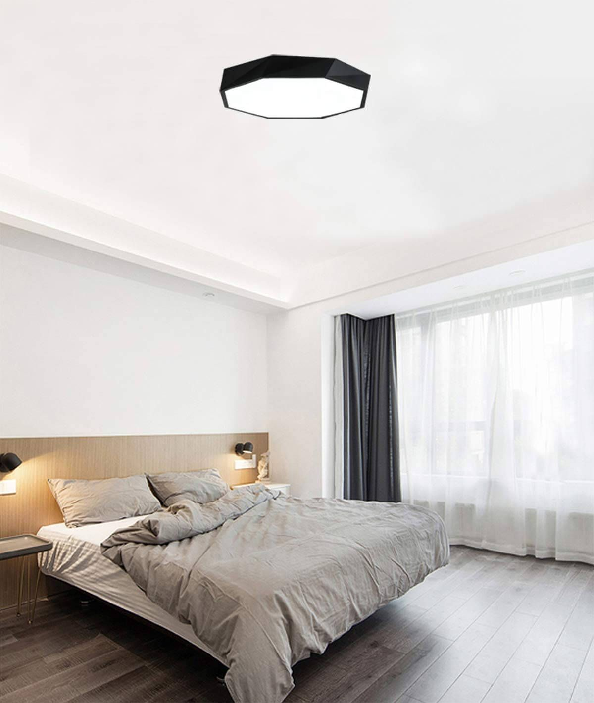 28 Bedroom Ceiling Lights To Brighten Up Your Room In A Charming