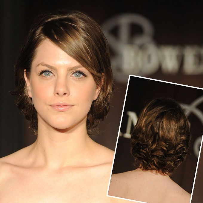 Can T Figure Out How To Style Short Hair For A Special Occasion Take