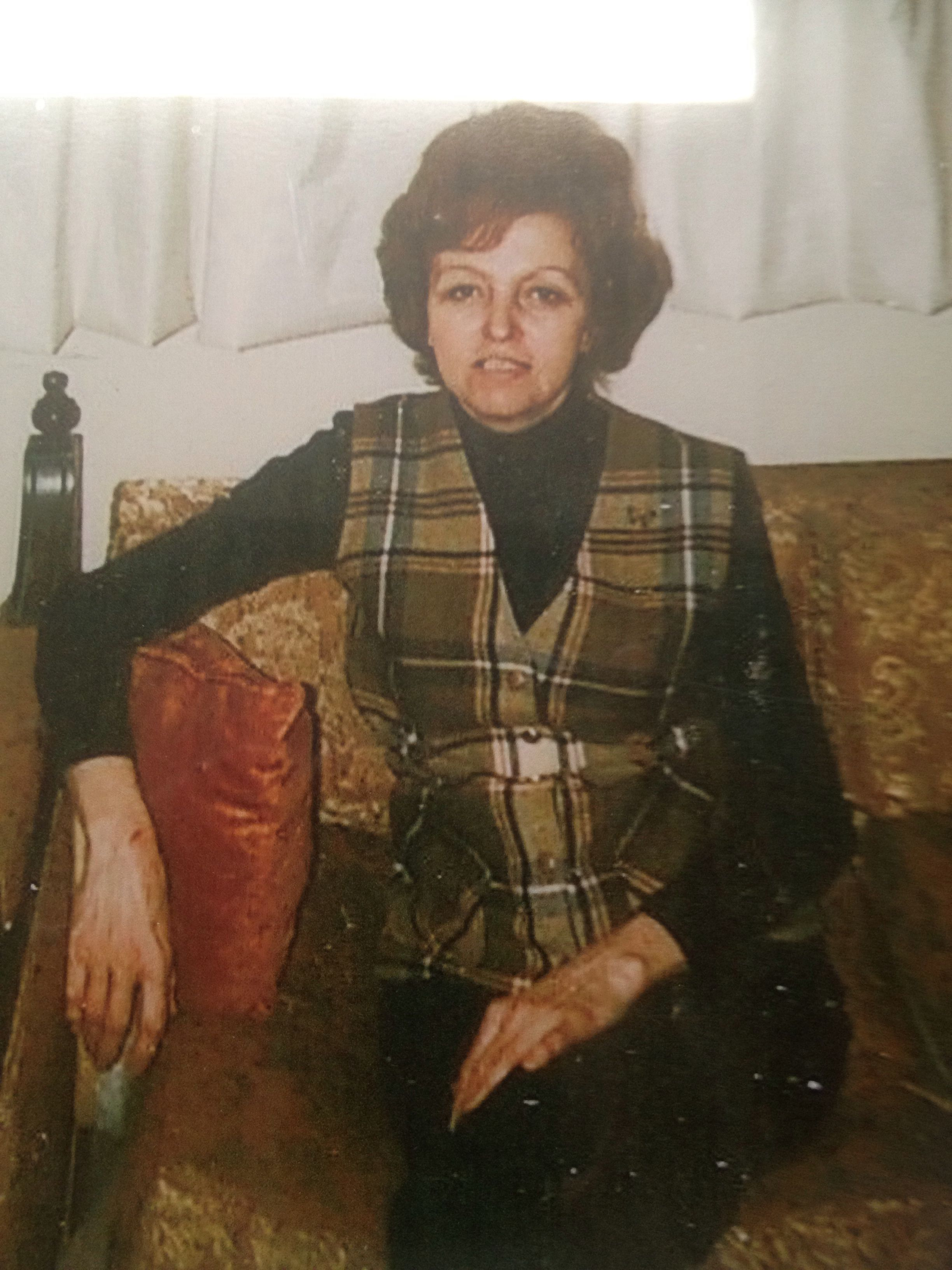 My Mother Audrey