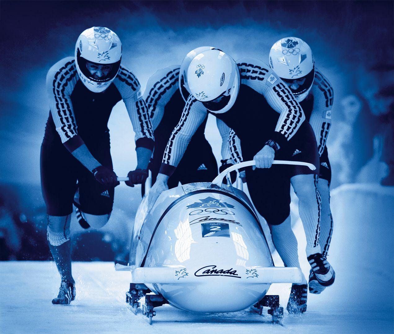 2010 Winter Olympics Bobsled Winter olympics, 2010