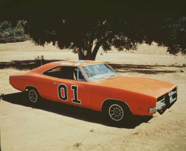 Dodge Charger - CBS Photo Archive/Getty Images