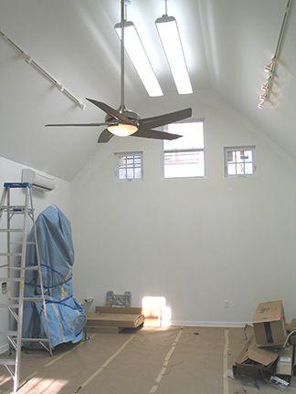 painting studio lighting. Art Studio Lighting Jennifer Young Painting D