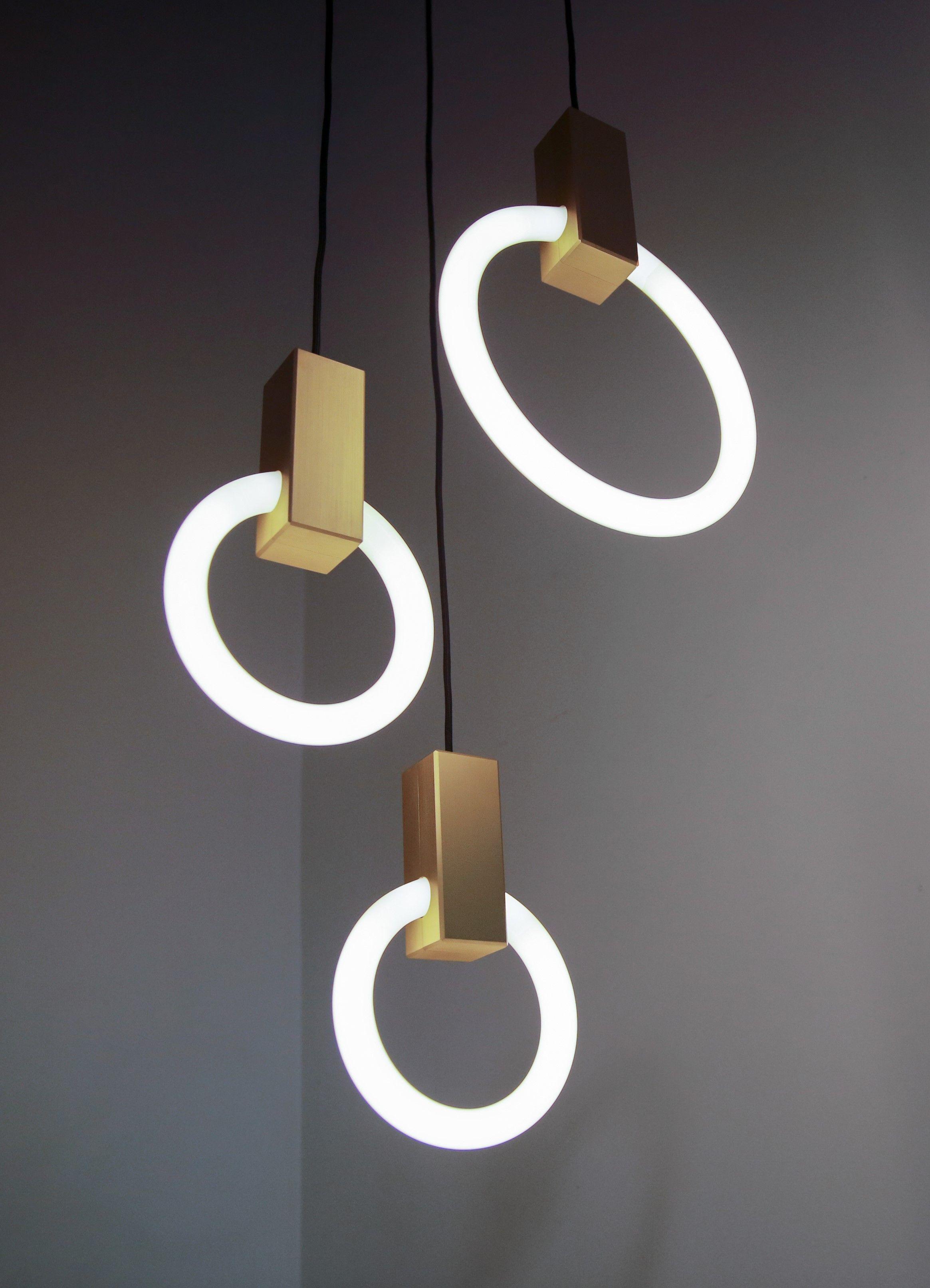 Halo Pendant By Matthew Mccormick Ha150810 Modern Lighting Design Lamp Lamp Design