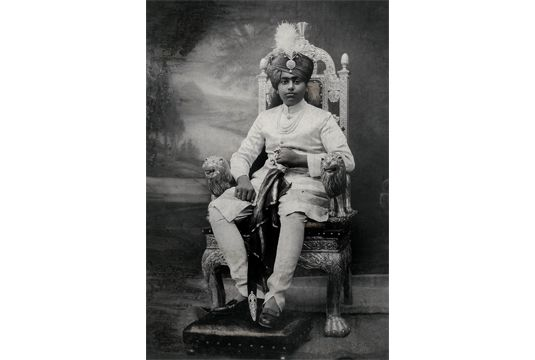 The Maharaja of Jamnagar ***