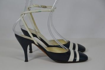 Chanel BLACK/WHITE Formal $177