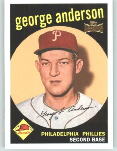 Funnyattime Com Sparky Anderson Phillies Baseball Cards