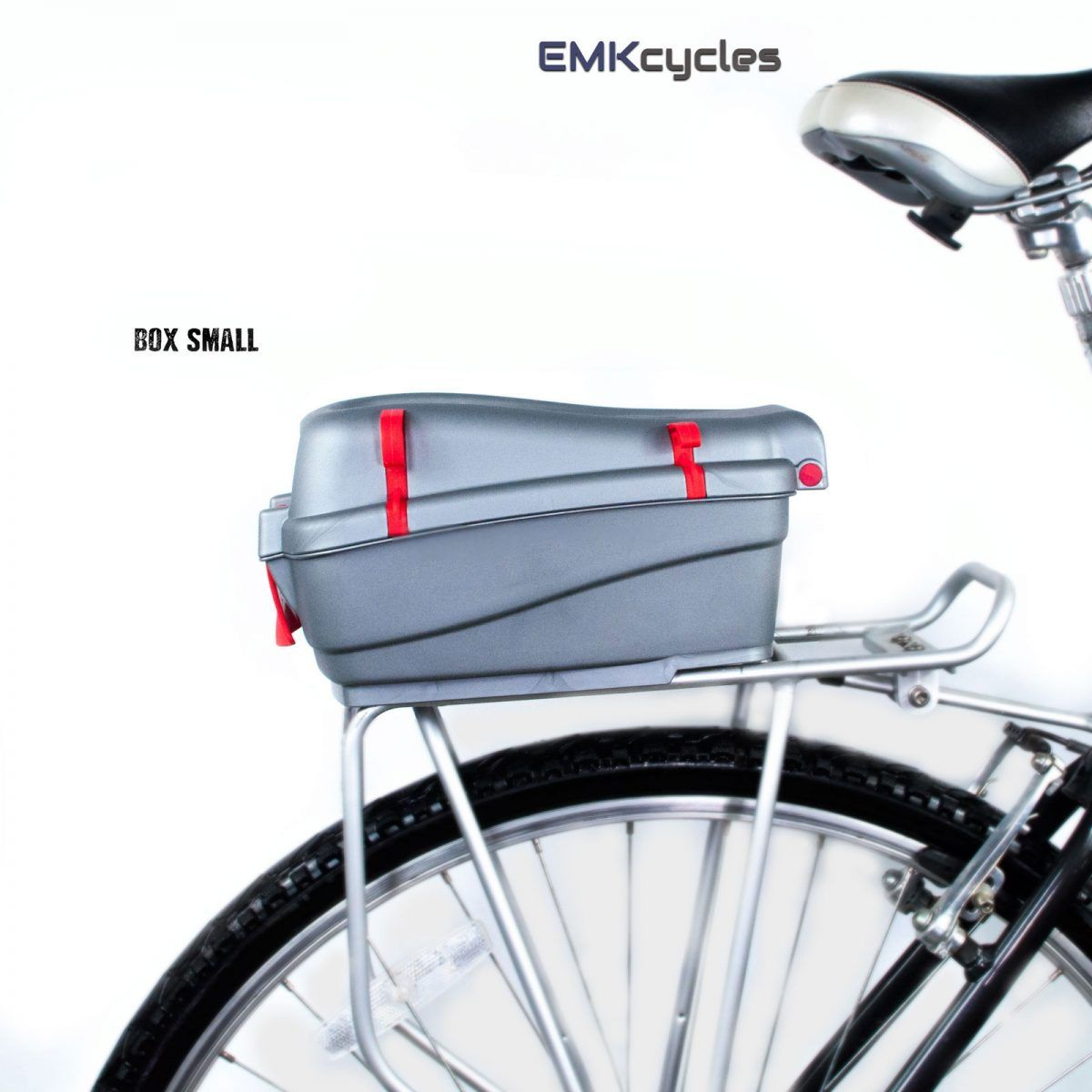 Top Case Bicycle Cargo Box Small Bicycle, Car racks