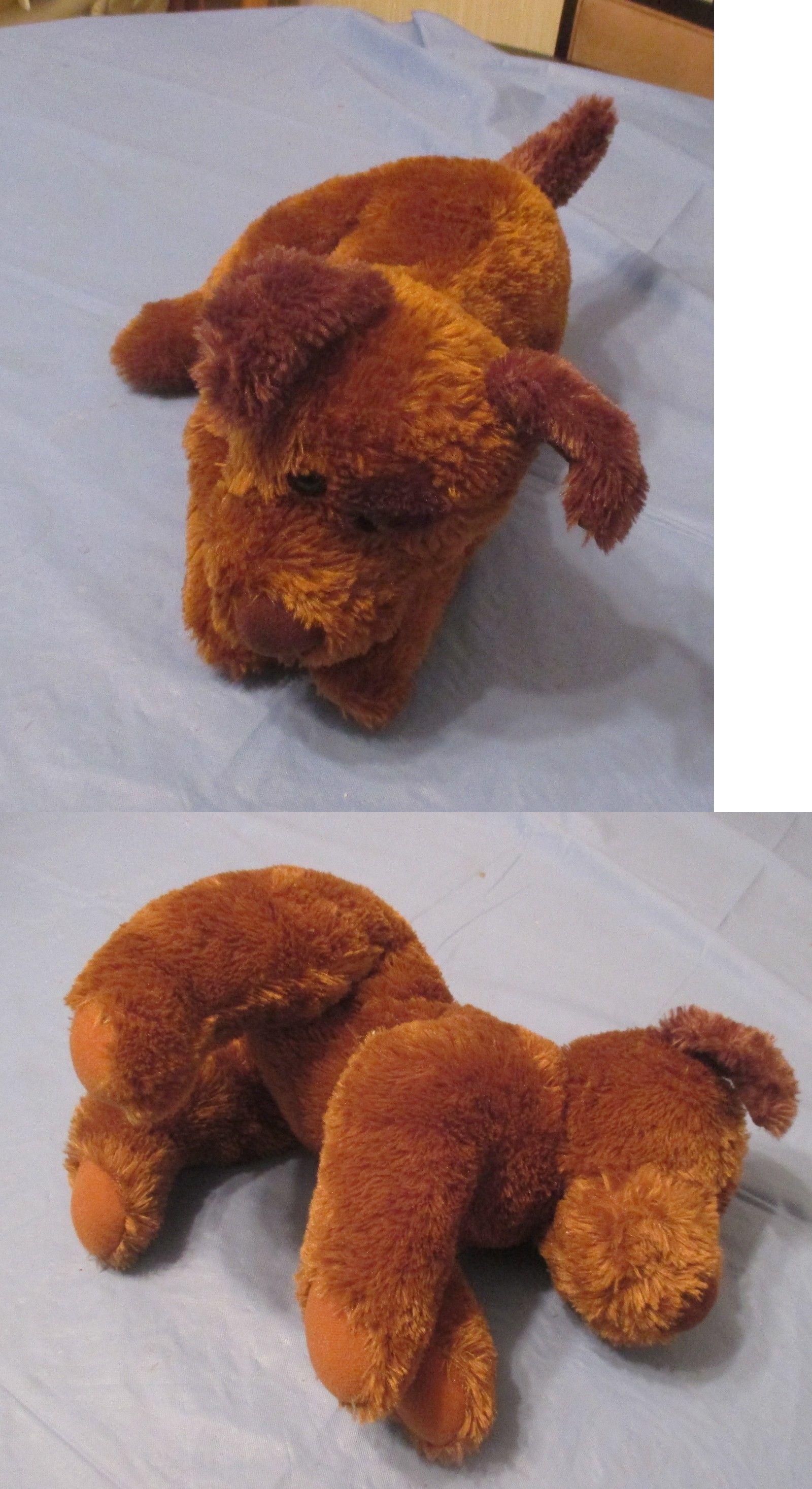 Animal Alley 168241 Cuddly Animal Alley Dog Stuffed Animal New