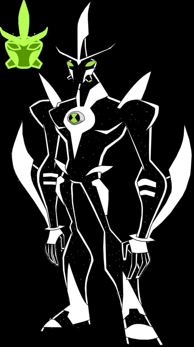Biomnitrix Unleashed - Big X by rizegreymon22   Ben 10   Pinterest