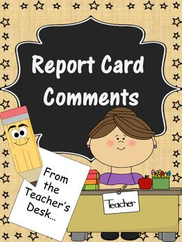 primary report card comments attendance report card comments and