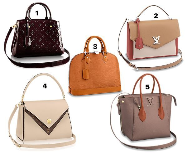 0a433a00933eb List of the Top 15 Bestselling Designers Handbag Brands with Louis Vuitton  Handbags.  LouisVuittonhandbags