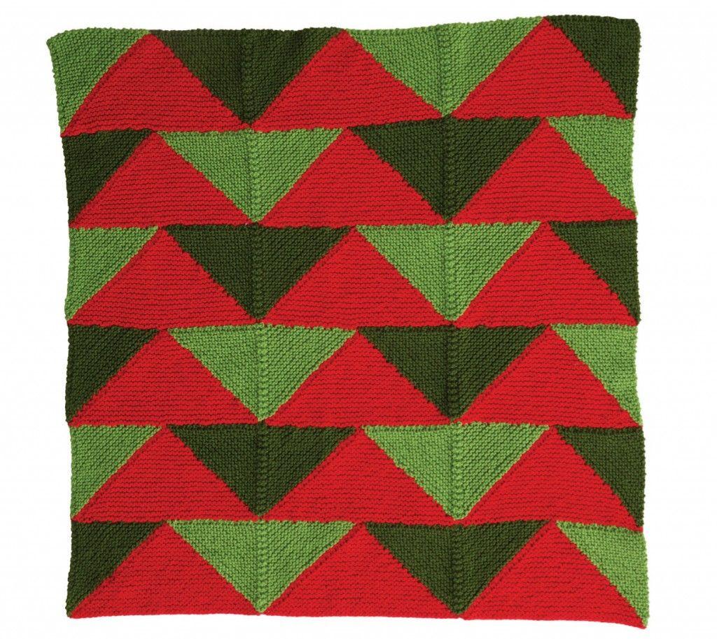 Free Blanket Knitting Patterns for Caron United's ...