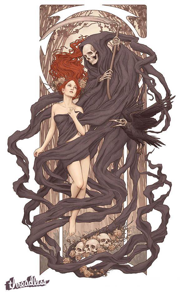 Эротические рисунки иллюстратора Yannick Bouchard   Стиль ...