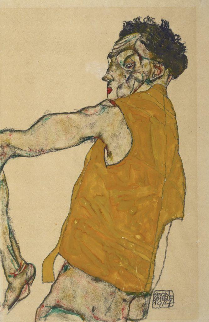 Kokoschka Schiele Drawings and Watercolours Klimt