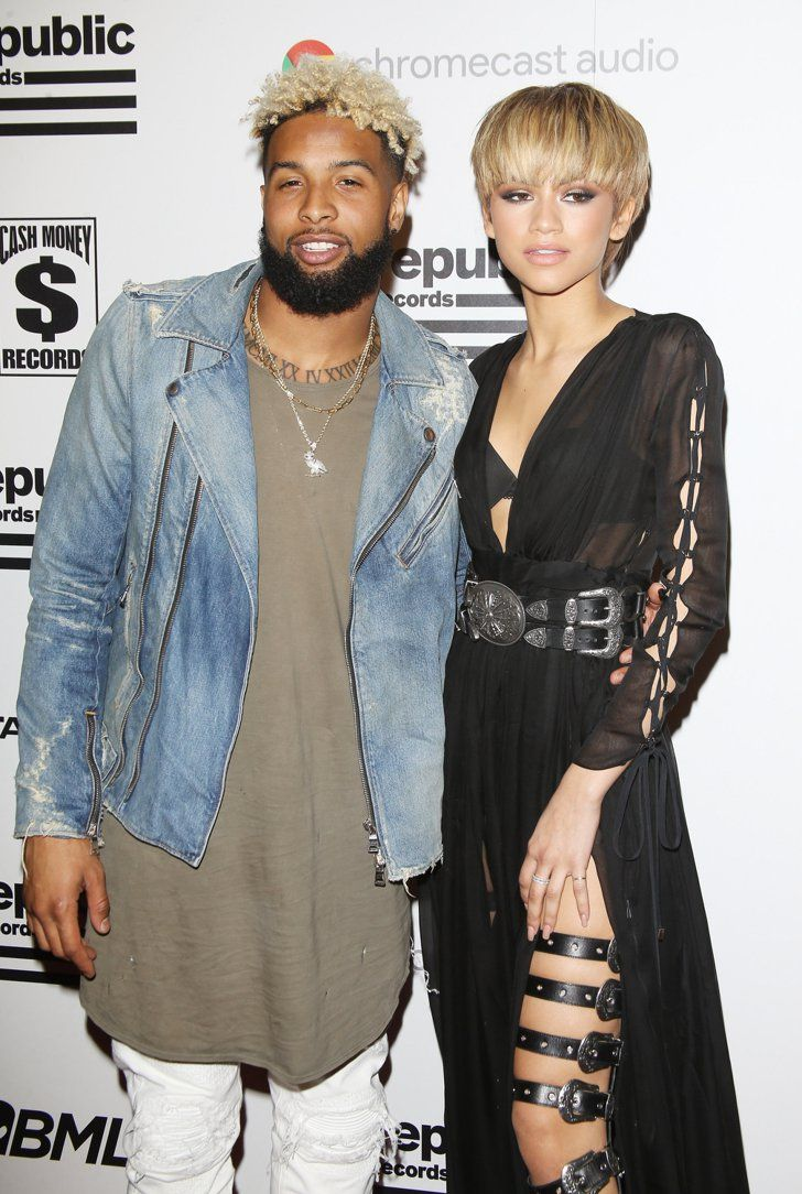 Is Zendaya Dating Odell Beckham Jr.? See the Snaps That ...