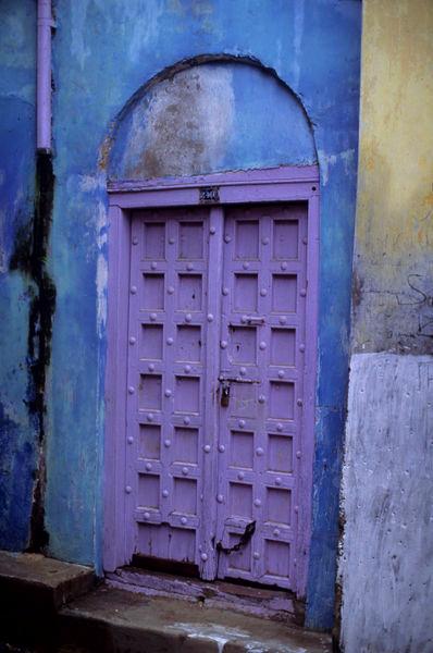 Purple Door Doors Doors Purple Door Painted Doors