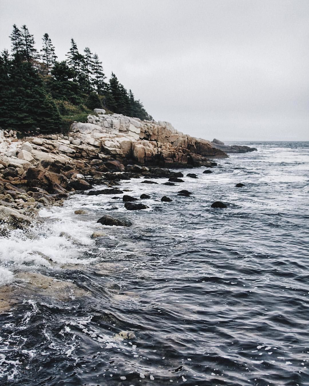 from @perksofbeing_hj   . . #herringcove #novascotia #cove #waves #바다 #파도 #ocean #eastcoast #halifaxnoise #자연 #nature #naturephotography #travel #explore #travelphotography #여행 #여행스타그램 #포토그래피 #canonphotography #t2i #550d #foggyday #안개 #캐논 #사진스타그램 #photography #photooftheday #picoftheday #캐나다 #canada