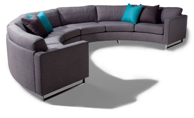 Ahead Of The Curve Non Linear Sofas Sectionals Sectional Sofa
