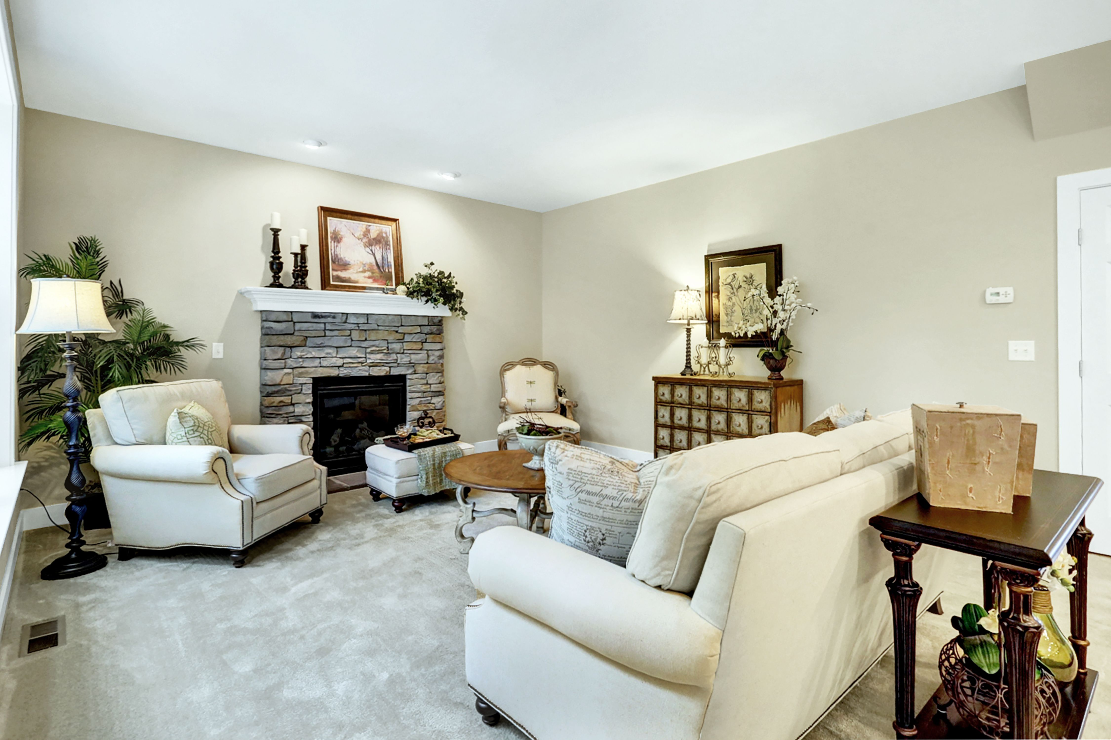 The lawrence at chambers pointe living spaces pinterest living