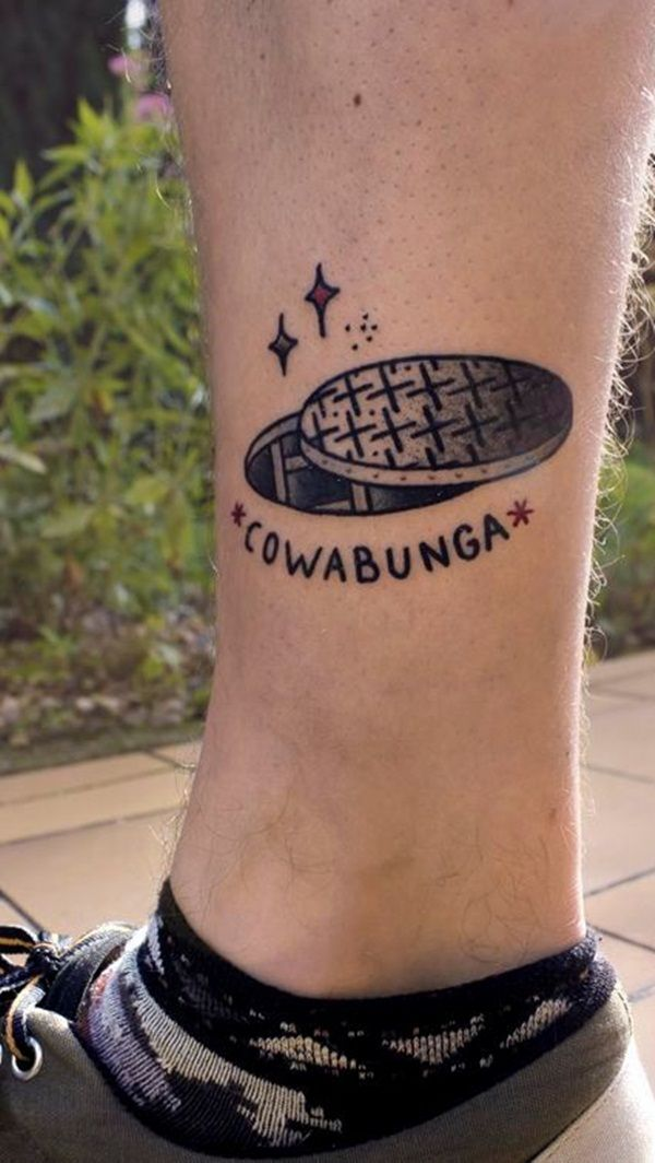 d4fdcfd81 50 Ninja Turtle Tattoos Designs and Ideas | tattoo ideas | Ninja ...