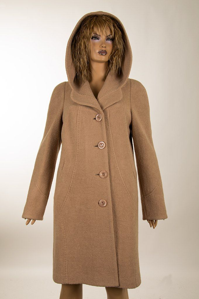 dcdb776f352 пальто одежда женское пальто Женское пальто из вареной шерсти ...