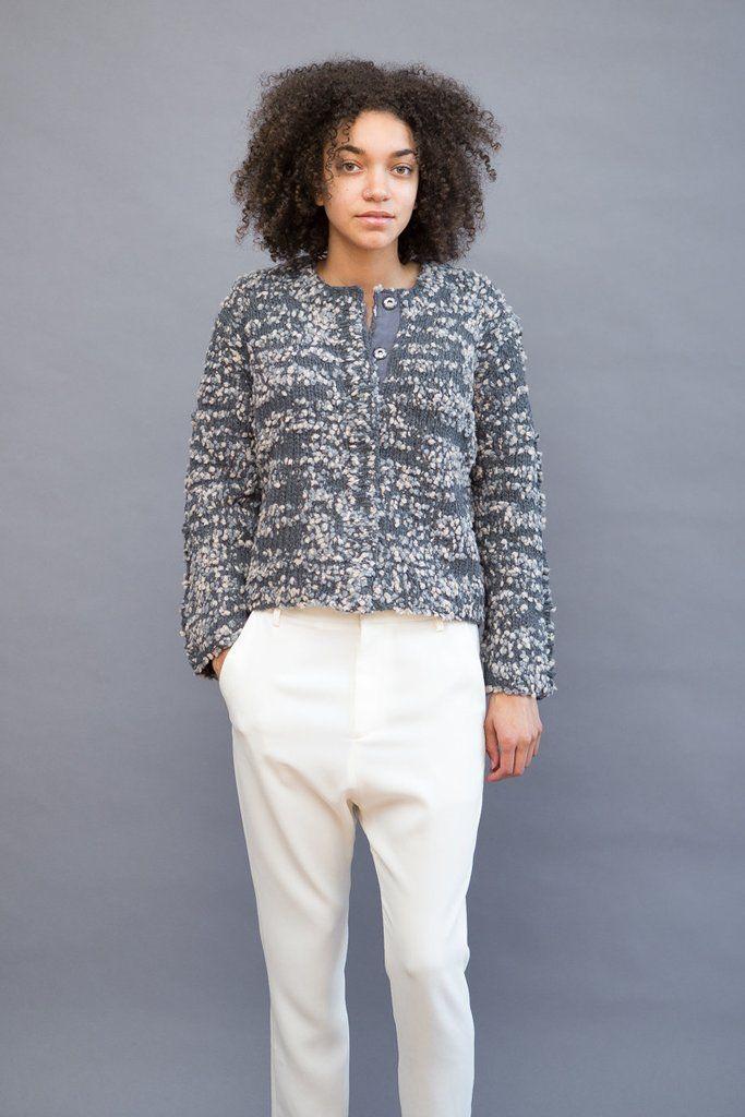 Inhabit Wool Mix Jacket