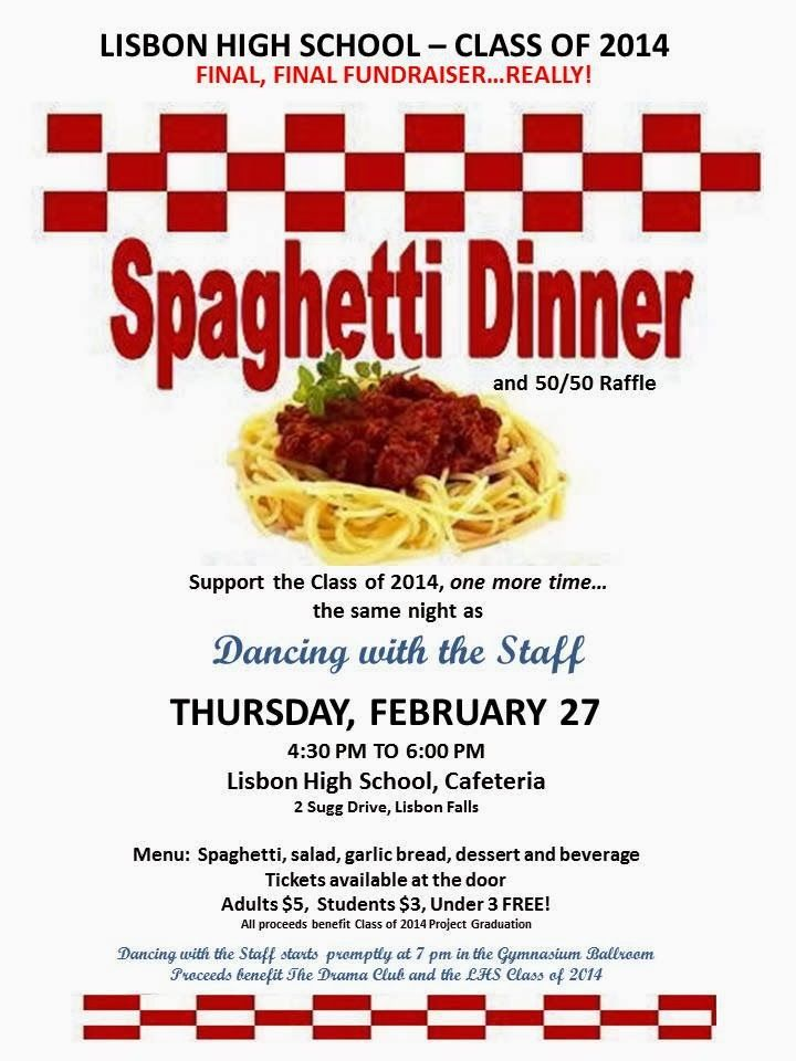 Pin by Julie Deal on Spaghetti Dinner Fundraiser Dinner invitation