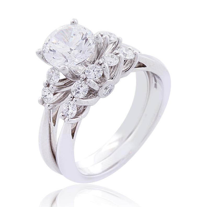 diamond engagement ring A Girls Best Friend Pinterest